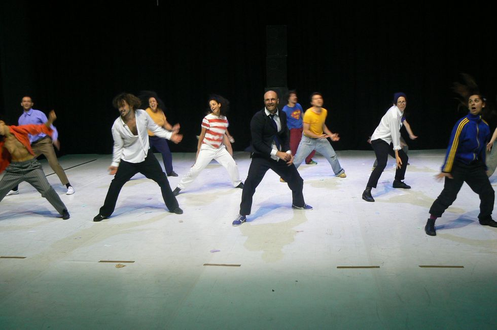 """A Milano la """"danza civile"""""""