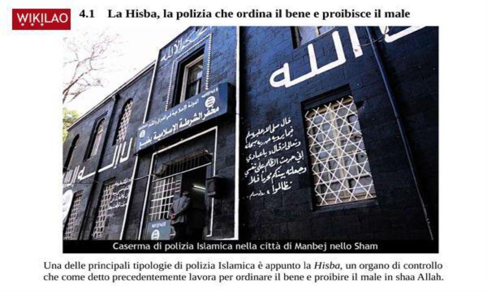 Isis in Italia: i pericoli del documento trovato sul web. Le foto