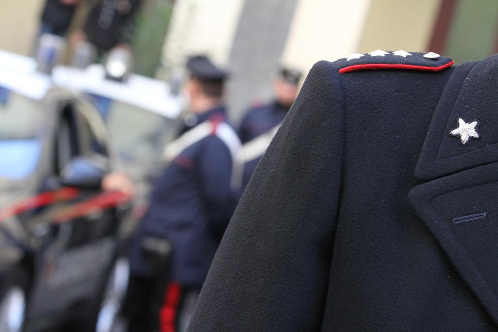 Carabinieri latitanti arrestati