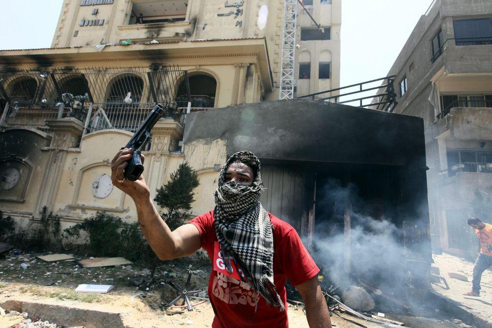 Egitto: a che gioco gioca l'esercito