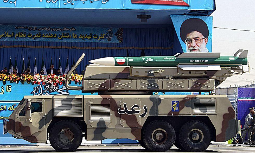 iran-esercito