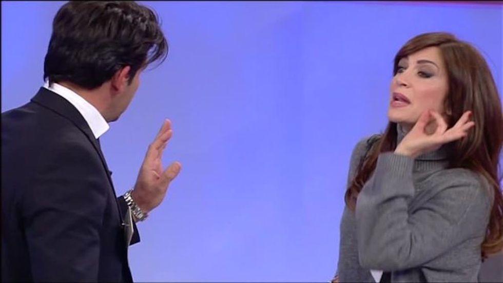 Uomini e Donne: è di nuovo Barbara-show