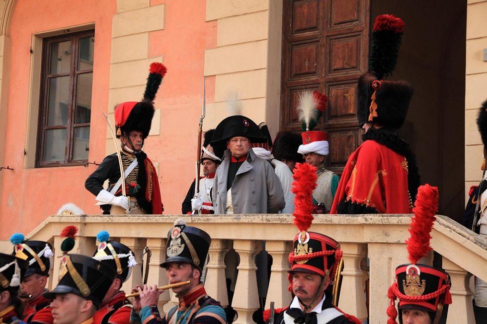Italy, the Island of Elba and Napoleon