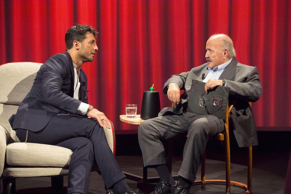 L'intervista Maurizio Costanzo