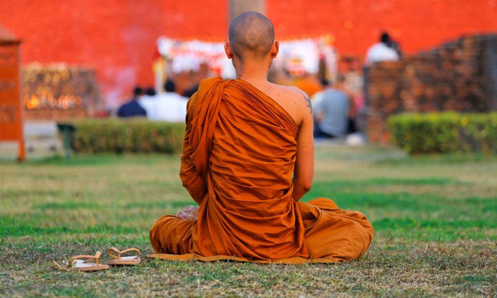 """Il tempio di Buddha in Nepal è in pericolo. """"Ecco come lo salveremo"""""""