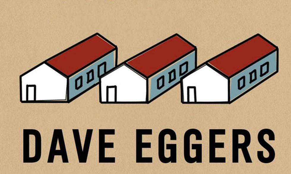 Dave Eggers e il suo nuovo romanzo arrabbiato