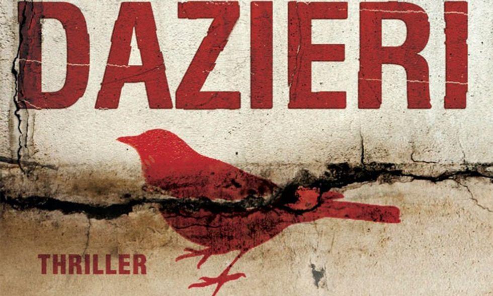 Sandrone Dazieri: il nuovo thriller