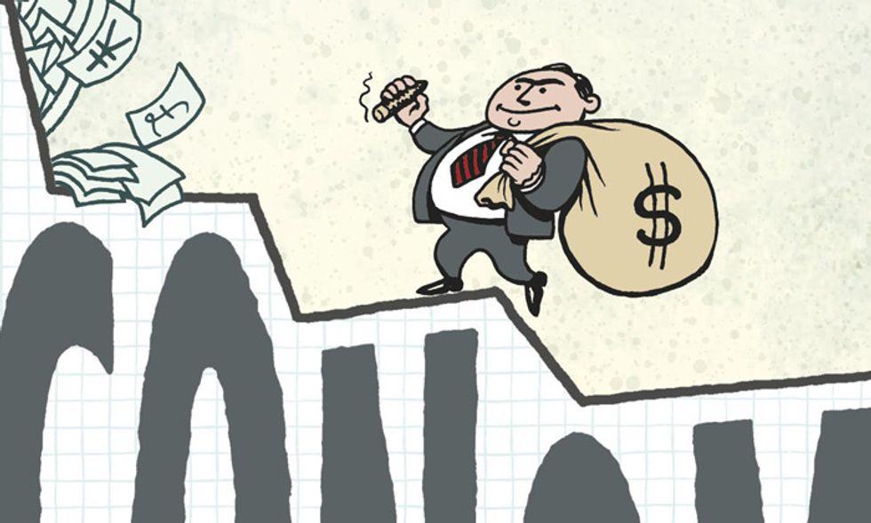 Economix: l'economia spiegata a fumetti