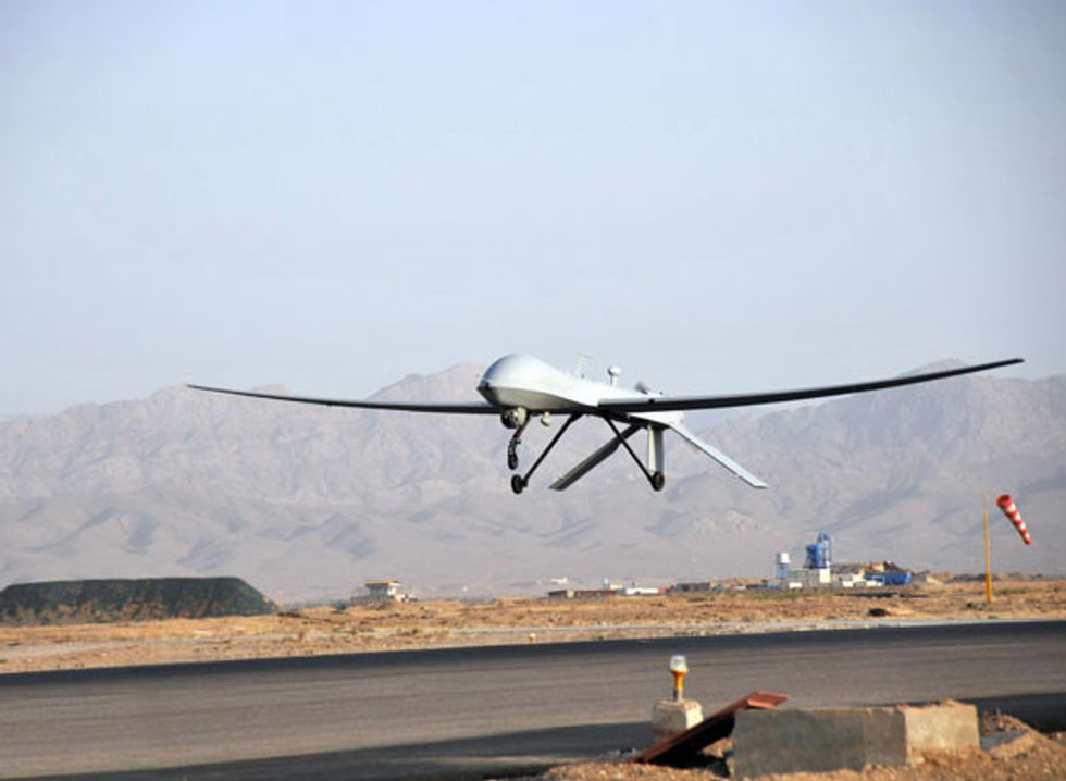 "Mille missioni per i ""droni"" di Herat"