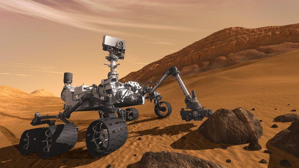 Fuga su Marte. Nel 2023 la prima colonia umana
