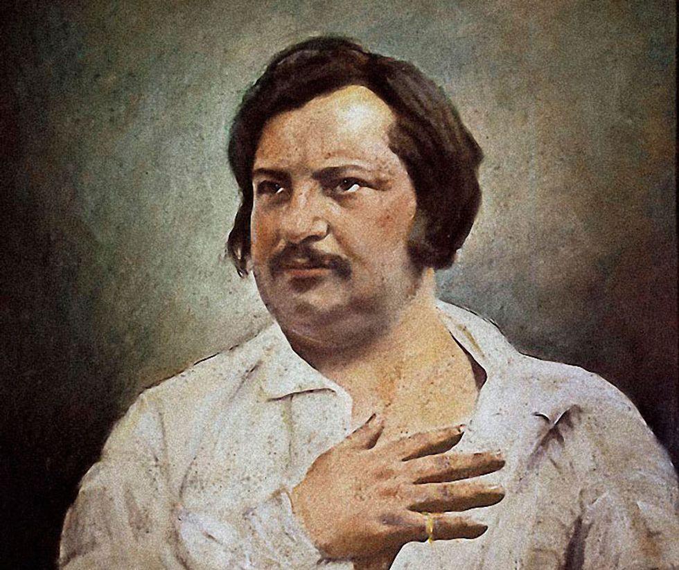 'La morte di Balzac', la fine di un grande scrittore
