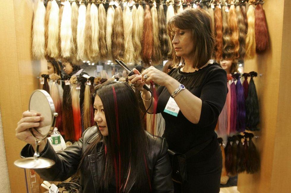 L'Asia si lancia in un nuovo business: vuole vendere capelli a tutto il mondo