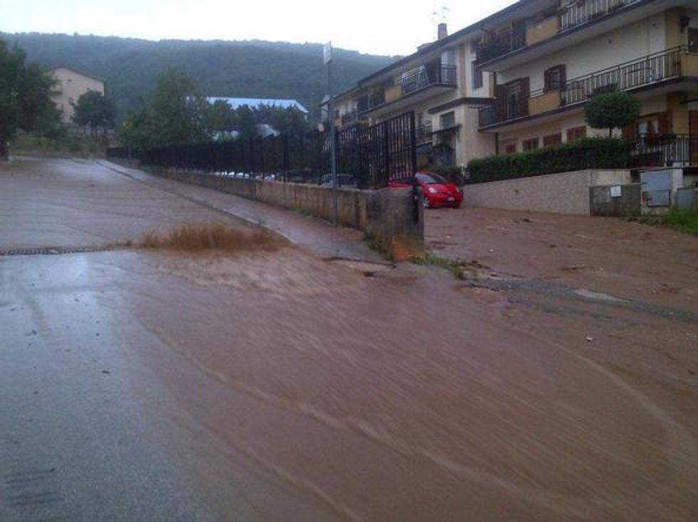 Gargano: i video dell'alluvione