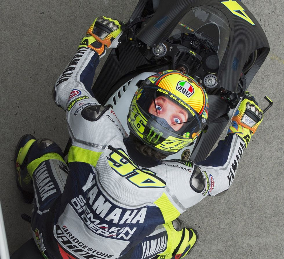 Phillip Island: Valentino Rossi commenta i test