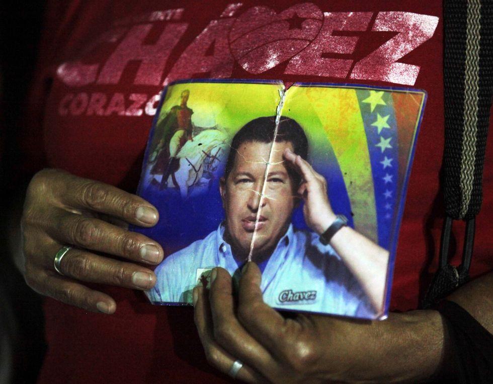 Dopo Fidel, è morto (online) anche Chavez