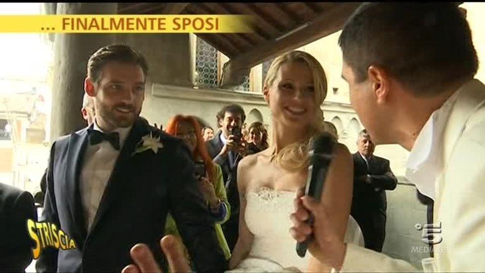 Michelle Hunziker e Tomaso Trussardi, dopo il matrimonio si torna a lavoro