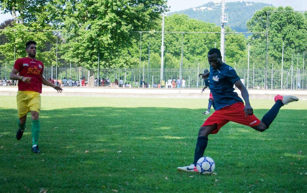 Balon Mundial: a Torino l'integrazione nasce sui campi da calcio