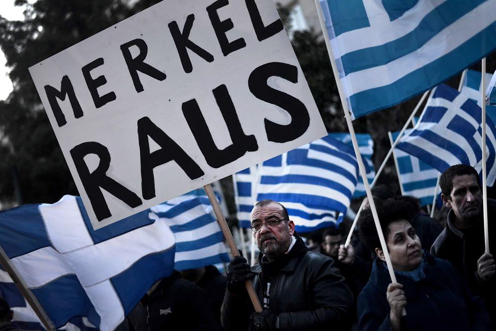 Germania-Grecia: lo scontro ora è politico