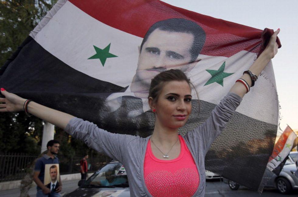 """In Siria sta vincendo il """"macellaio"""" Assad"""