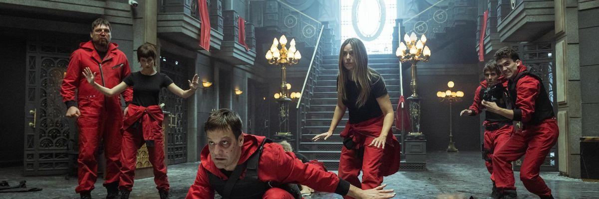 La Casa di Carta 5: il trailer e le anticipazioni dell'ultima stagione