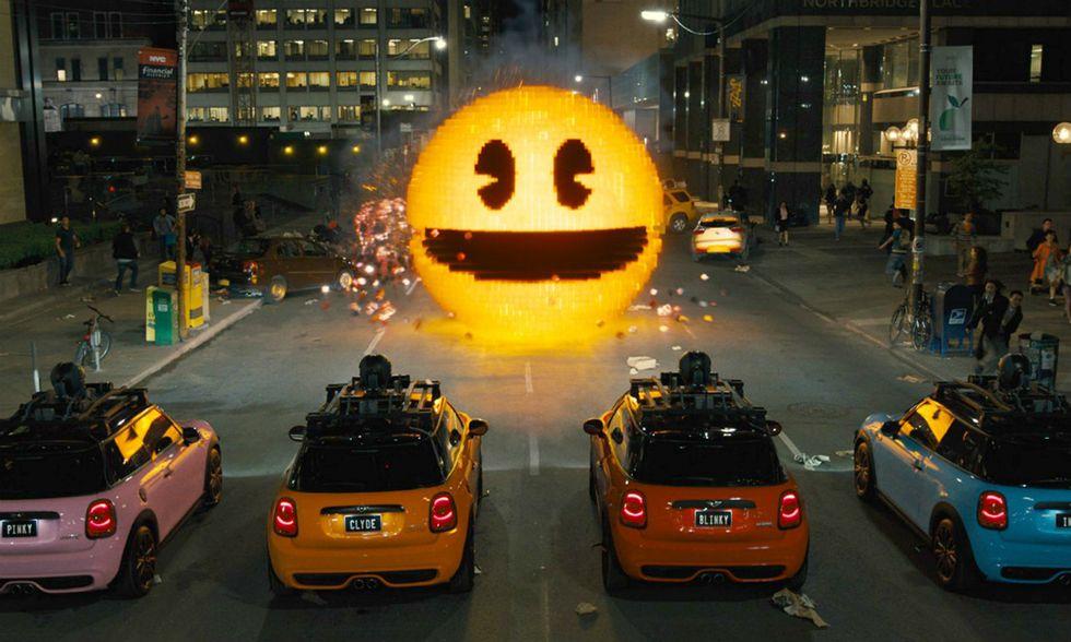 Pac-Man, sono tuo padre