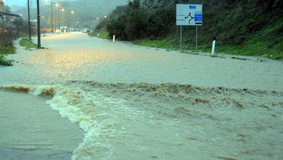 Sardegna: soccorritori in  prima linea
