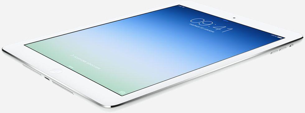 Apple, fra le novità anche un iPad con Touch ID