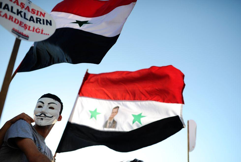 Siria: ecco gli interessi di Russia, Iran e Cina