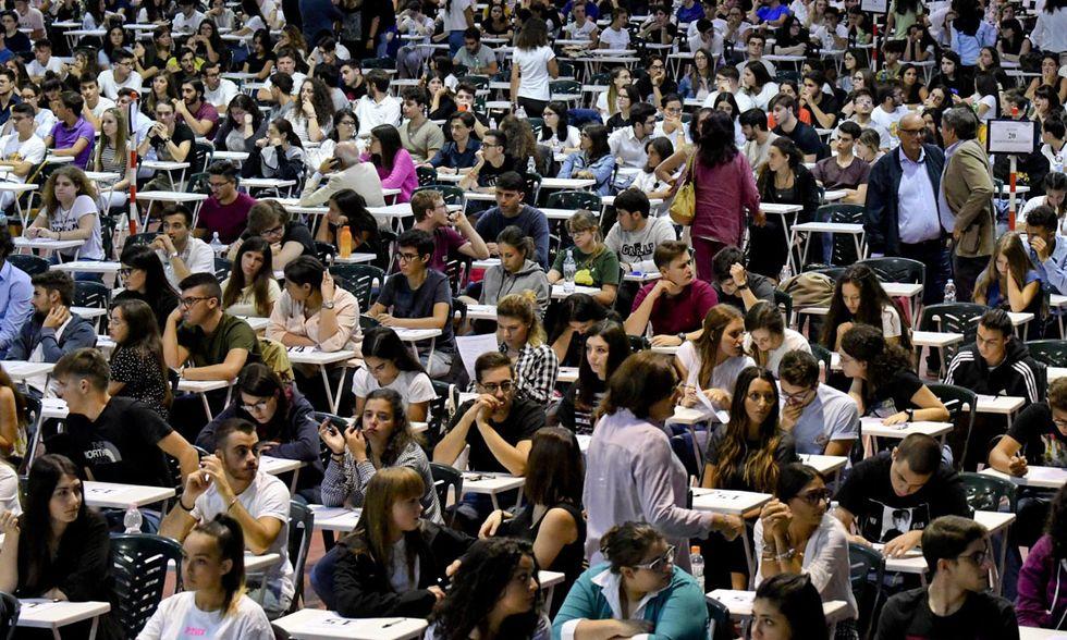 Università, test di accesso