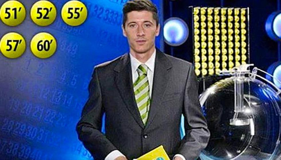 Lewandowski nella storia, sul web si ride a colpi di meme