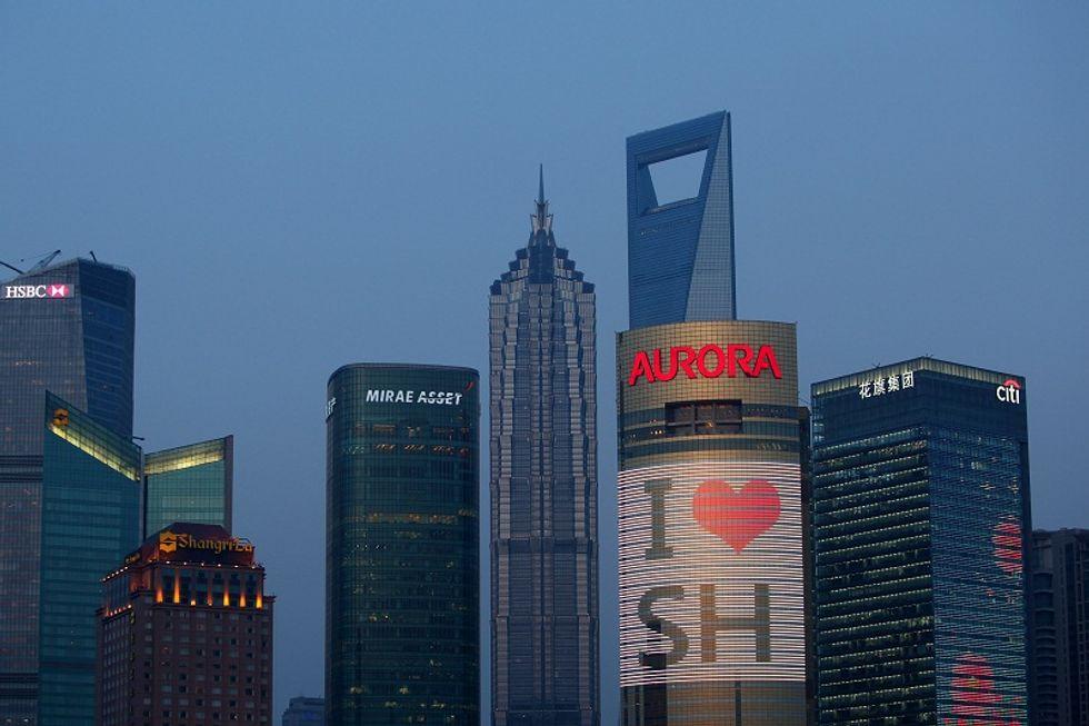 Shanghai crea una zona di libero scambio all'interno della Cina