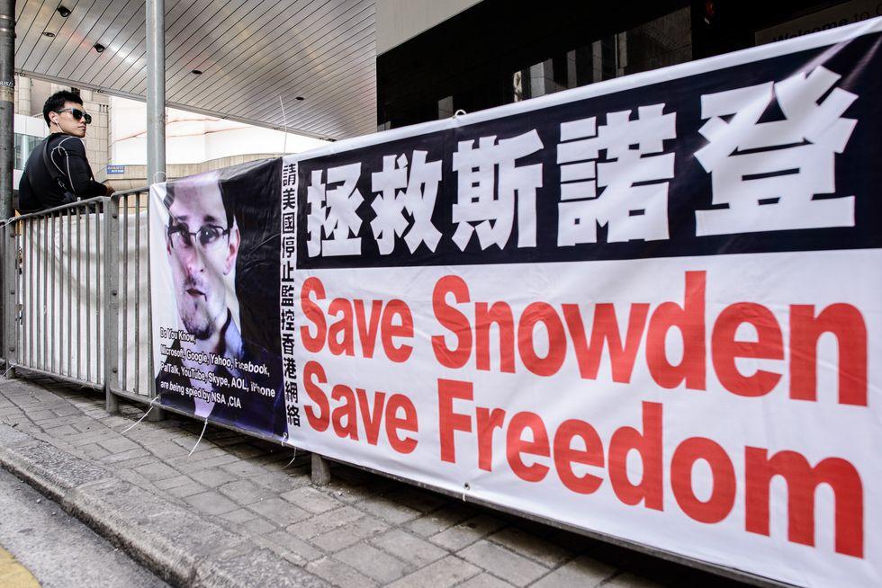 Caso Snowden, guerra di spie