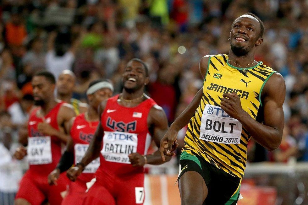 Bolt e il ritiro dopo Rio 2016: il più grande anche nell'addio