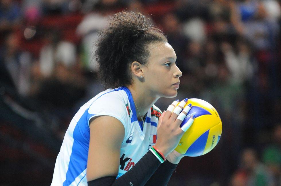 Volley: sarà il Campionato di Valentina Diouf?