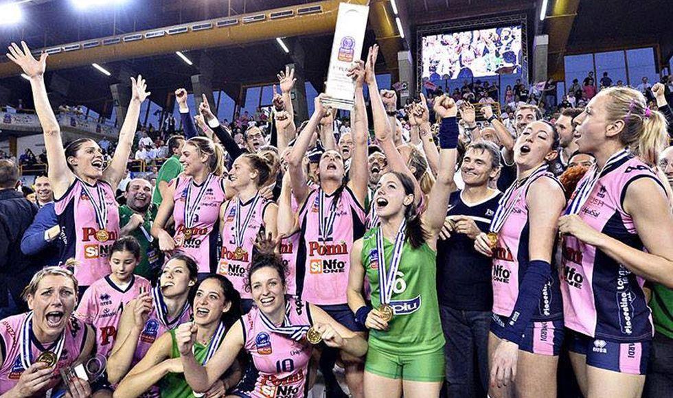 Volley, Champions League: la piccola Casalmaggiore sul tetto d'Europa