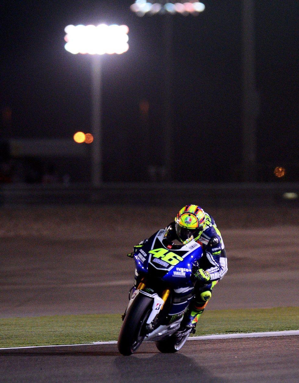 MotoGP Qatar: bentornato Valentino!
