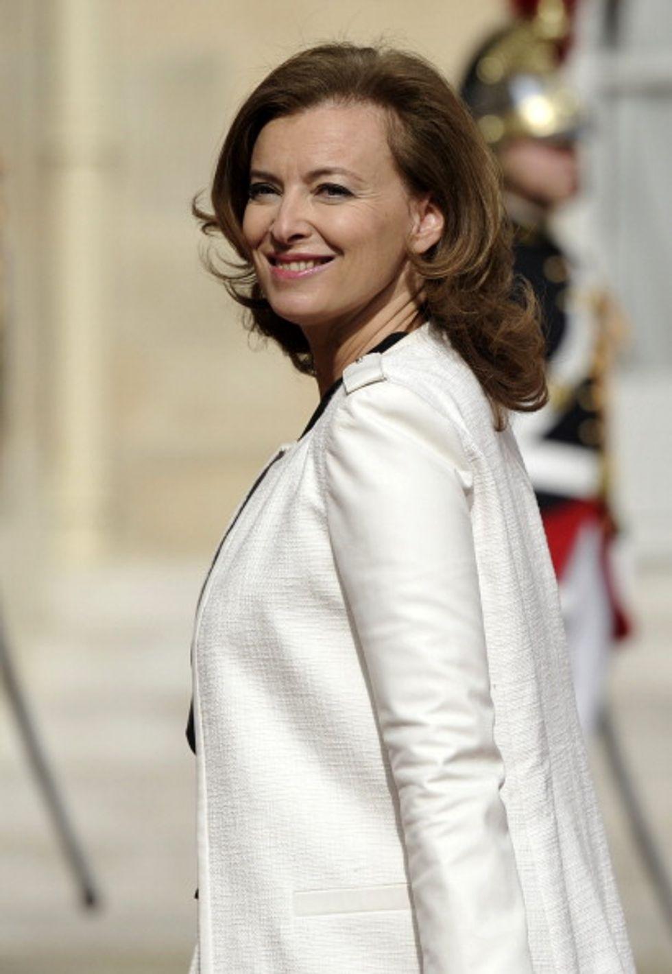 Valérie Trierweiler è pronta a perdonare Francois Hollande
