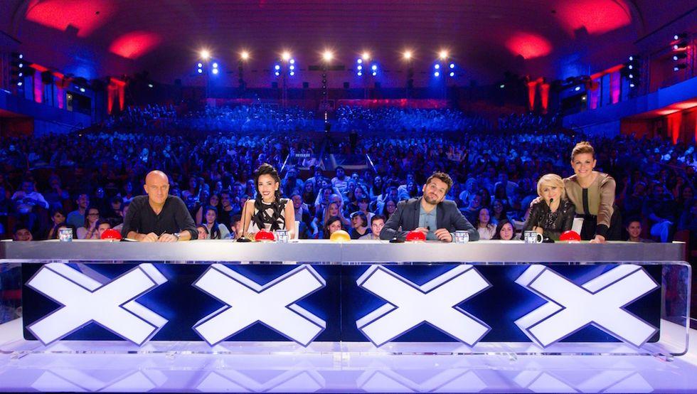 Italia's Got Talent: al via la prima stagione targata Sky