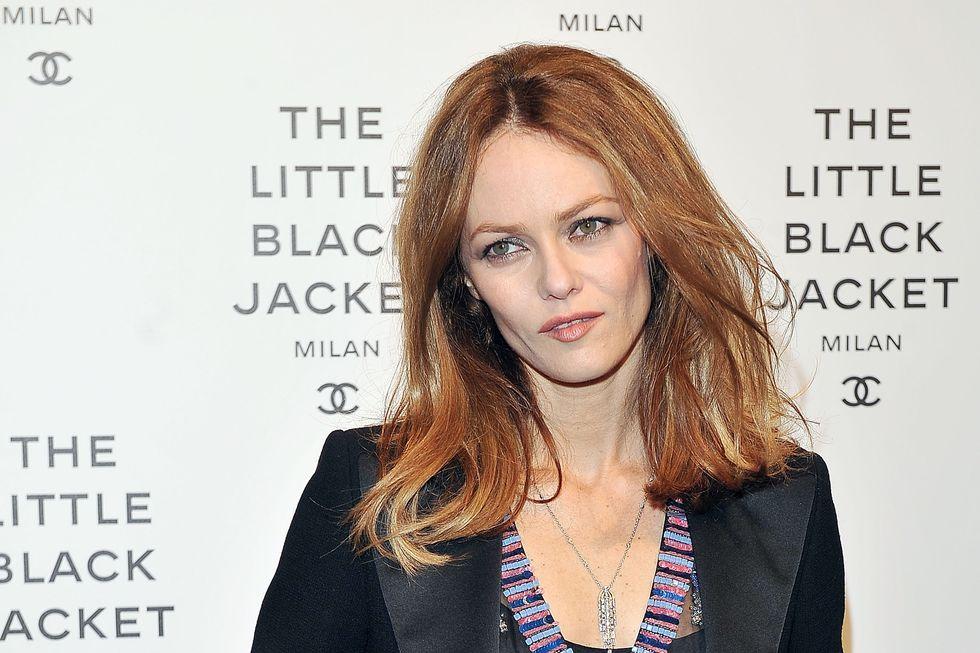 Vanessa Paradis dimentica Johnny Depp. Grazie a un cantante francese