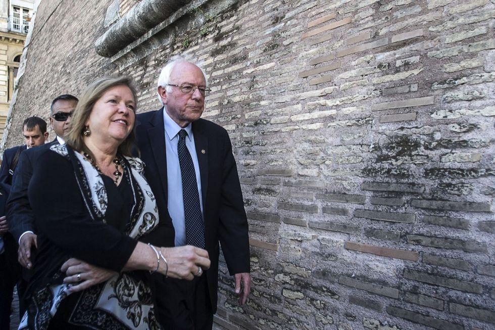 """Vaticano Sanders 25 anni """"Centesimus Annus"""""""