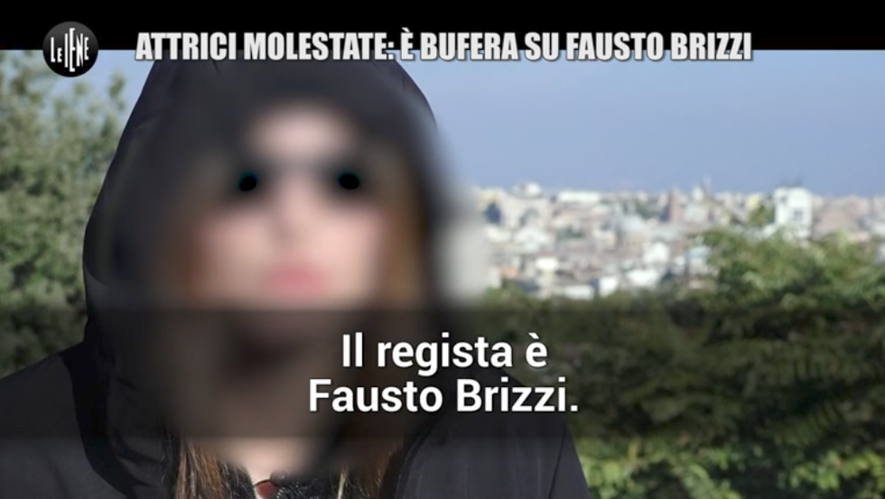 video iene accusa molestie e violenze fausto brizzi