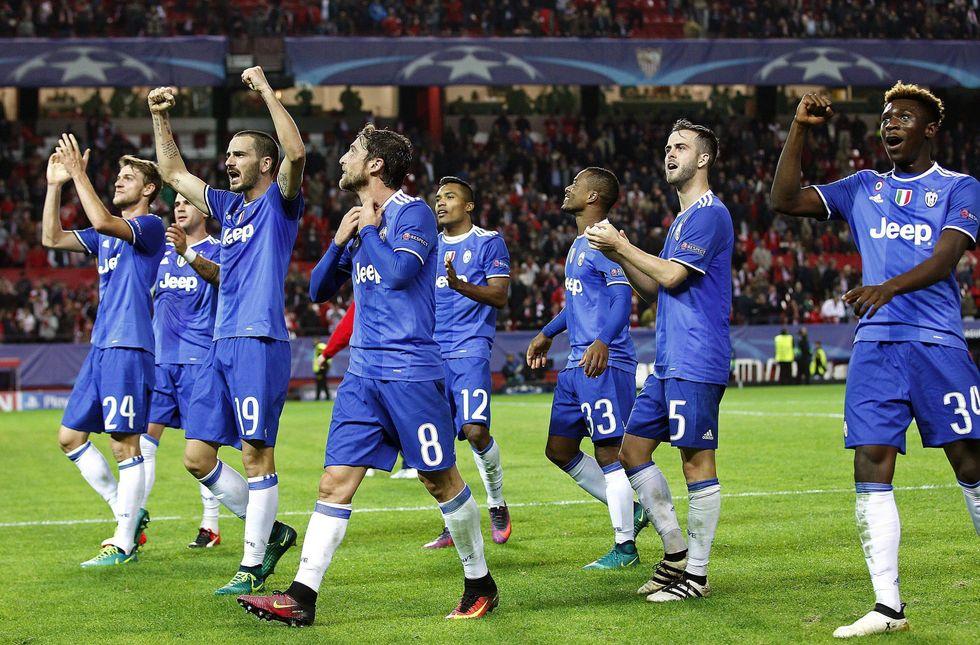 Juventus qualificata a Siviglia, ma per la Champions serve di più