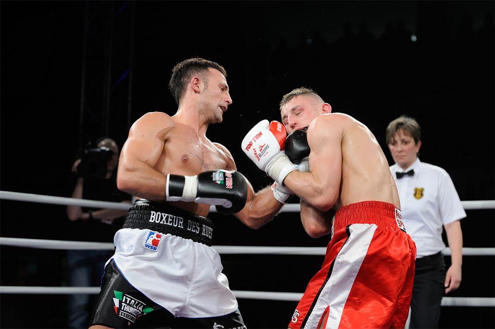 Italia Thunder: quando la boxe è passione