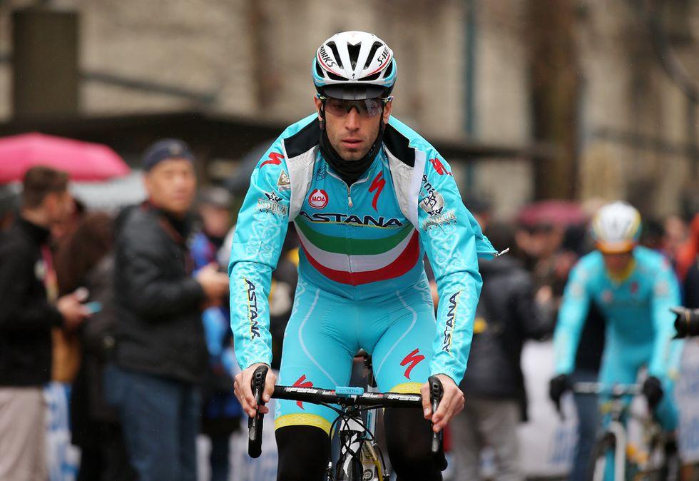 """Ciclismo: Astana """"graziata"""", Nibali avanti con il team kazako"""