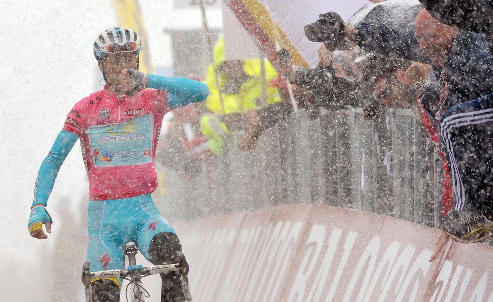 """Nibali trionfa. Magrini: """"E' un campione vecchio stile"""""""