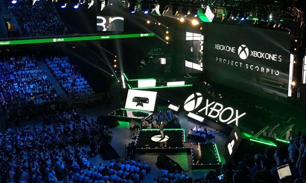 Xbox-apertura