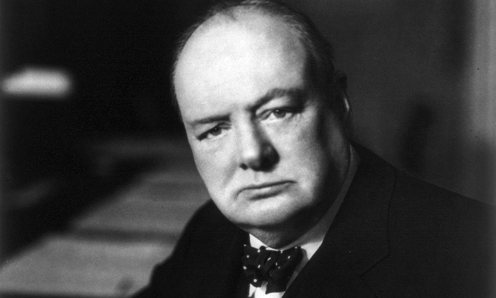 Wiston Churchill, premio Nbel per la Letteratura nel 1953