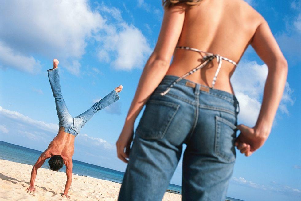 Levi's e Google insieme per creare i jeans anti ciccia