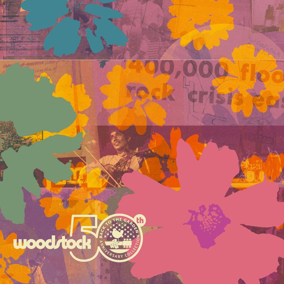 Woodstock 1969: tutto il Festival in un cofanetto cult con 432 tracce