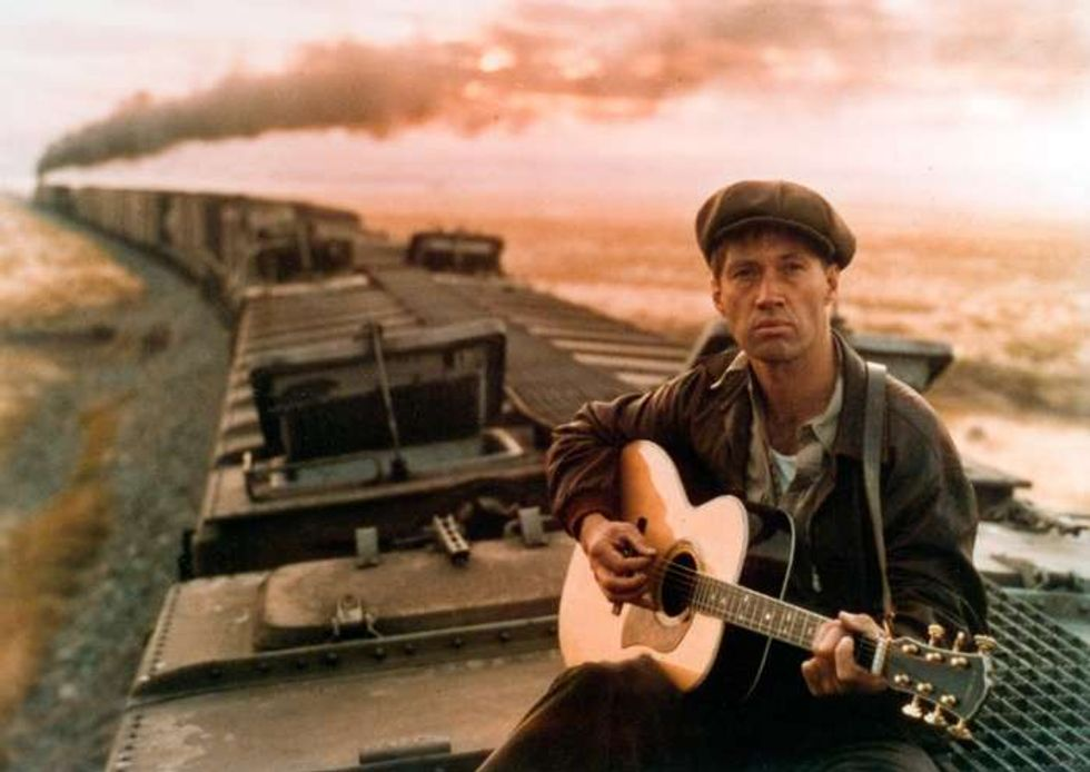 100 anni fa nasceva Woody Guthrie
